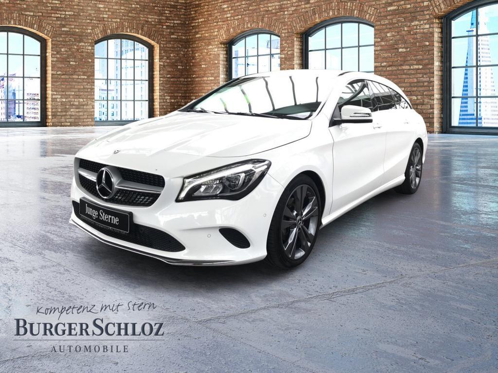 Mercedes-Benz CLA 220 d Shooting Brake Urban/LED/AHK/Navi/PDC, Jahr 2018, Diesel