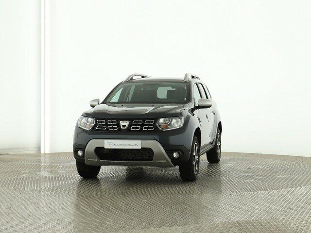 Dacia DUSTER 1.3 TCE 130 PRESTIGE SUV GPF EURO 6d-TEMP, Jahr 2019, Benzin