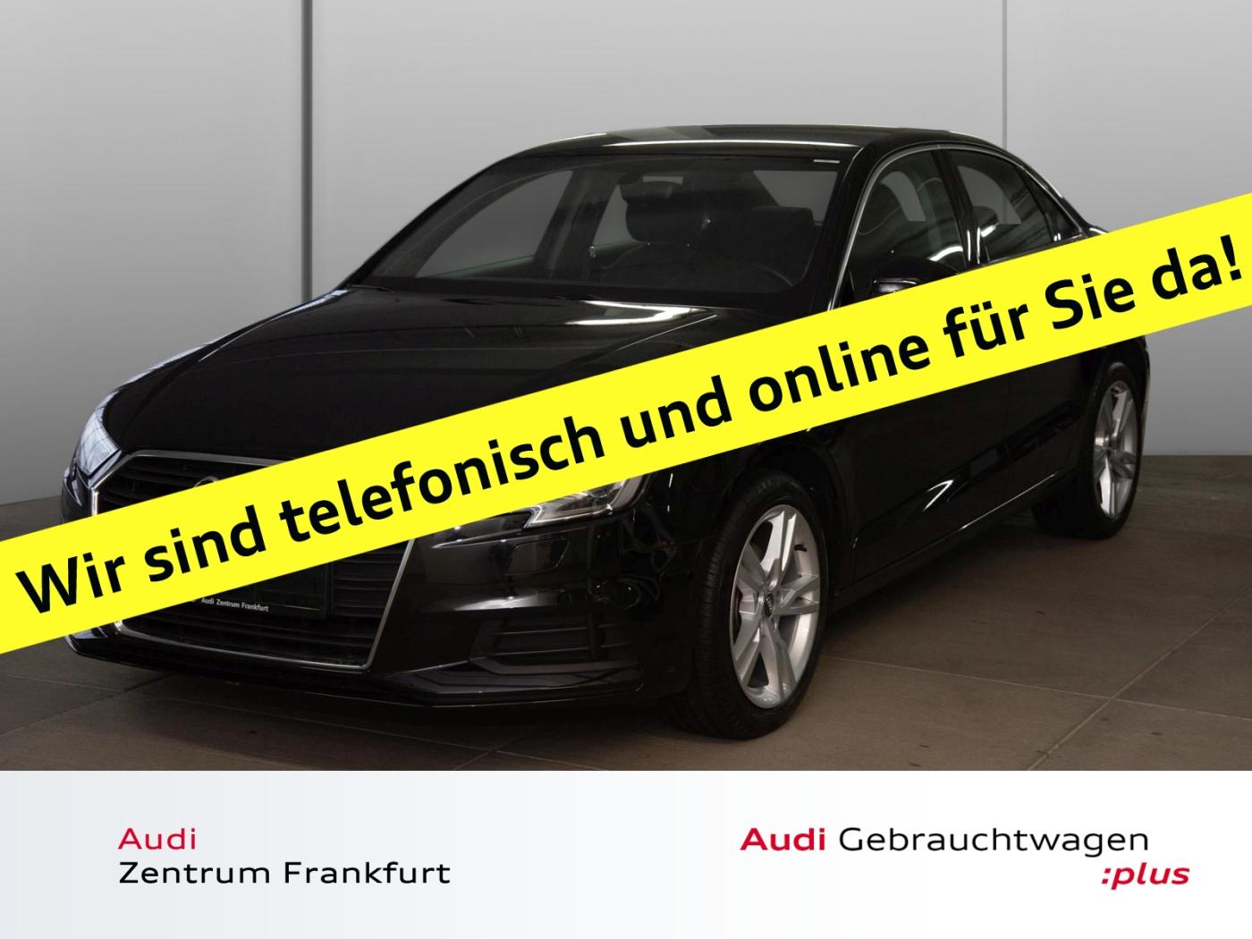 Audi A3 Limousine 30 TFSI Xenon Tempomat PDC Sitzheiz, Jahr 2018, Benzin