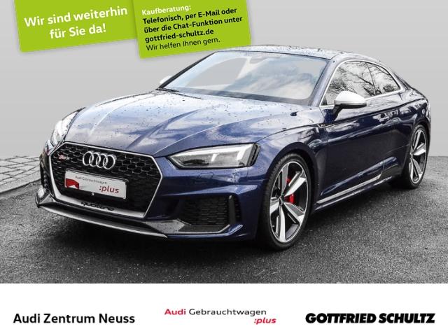 Audi RS5 Coupe 2.9 TFSI quattro Clim, NAV, LED, B&O, Pa, Jahr 2017, Benzin