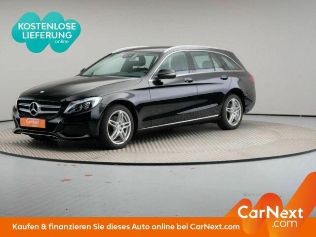 Mercedes-Benz C 220d T 7G Avantgarde NAVI LED, Jahr 2015, Diesel