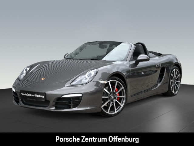 Porsche Boxster 981 S, Navi, PDK, Klima, PASM, Jahr 2013, Benzin