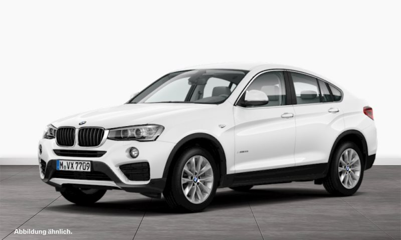 BMW X4 xDrive20i Advantage Xenon Navi Bus. Tempomat, Jahr 2017, Benzin