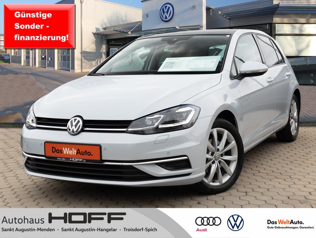 Volkswagen Golf VII 1.5 TSI DSG Sound Navi LED ActiveInfo P, Jahr 2017, Benzin