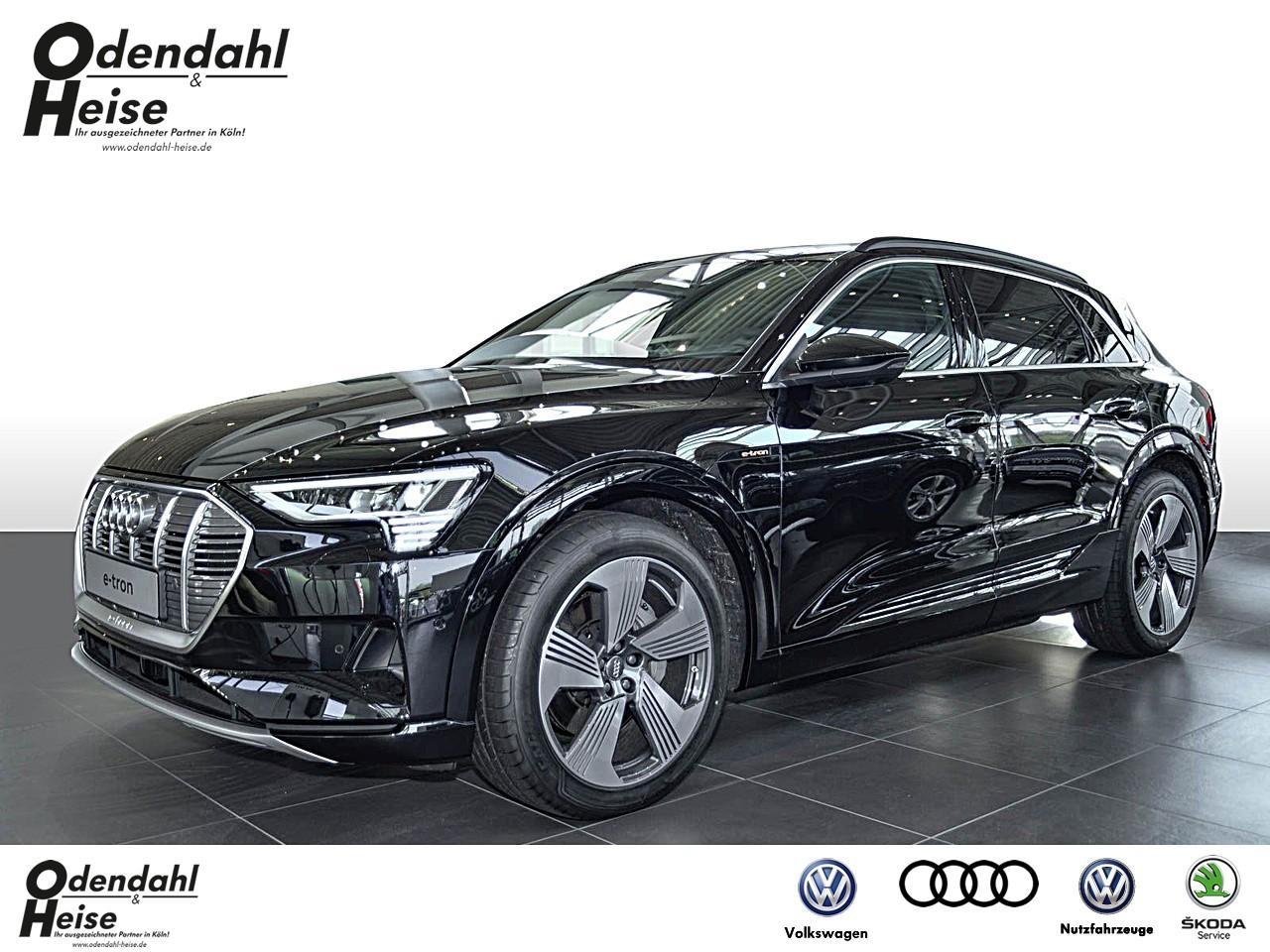 Audi E-tron advanced 55 quattro 265 kW Klima Navi, Jahr 2020, Elektro