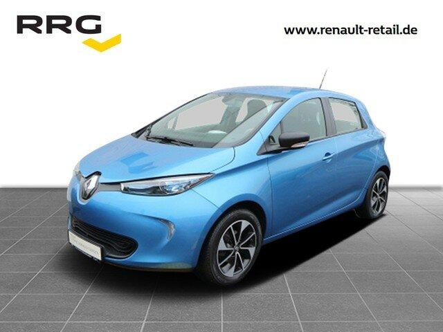 Renault ZOE LIFE Z.E 22 kWh zzgl. Batteriemiete, Navi, K, Jahr 2017, Elektro