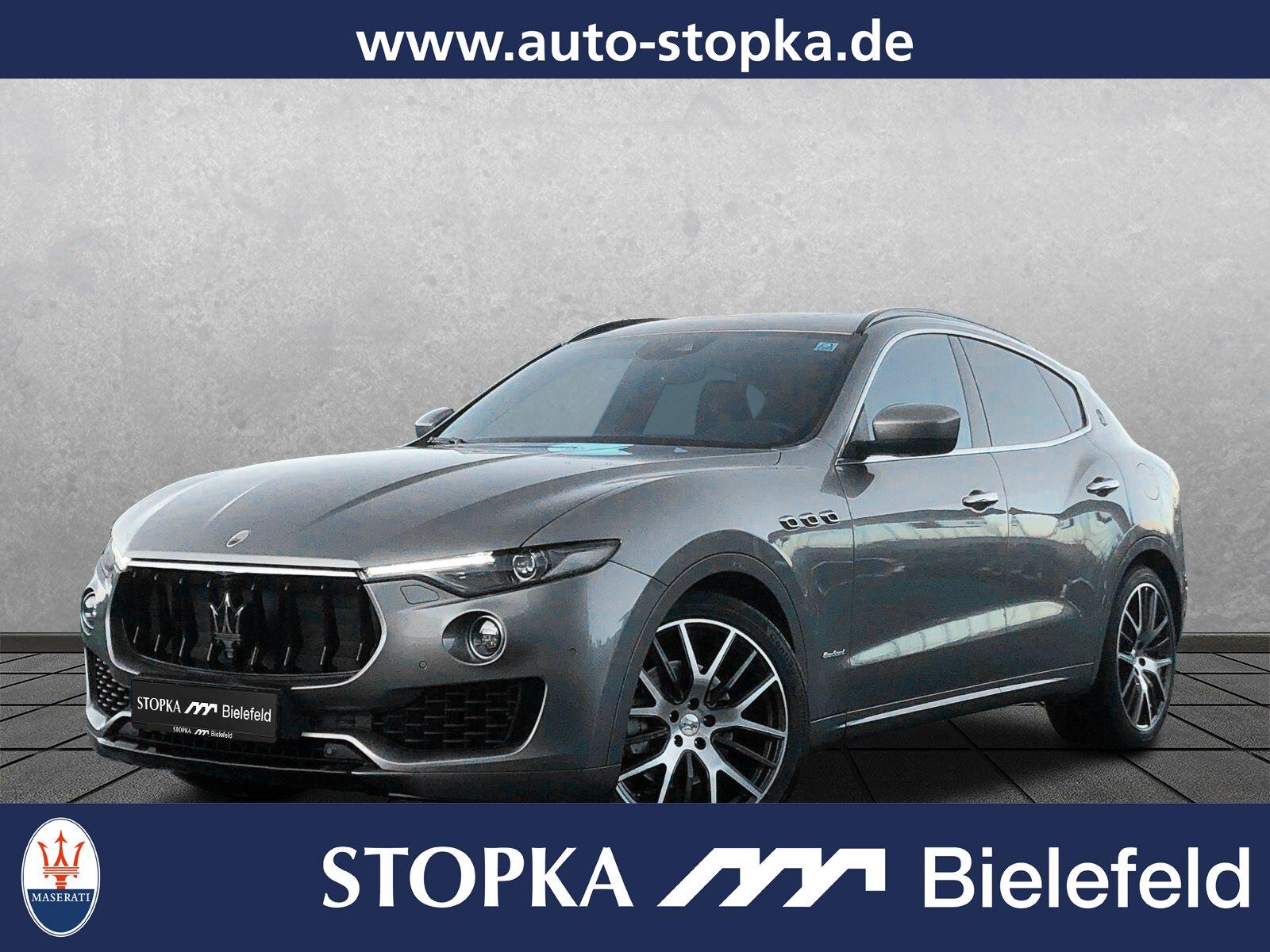 """Maserati Levante Diesel GranSport *21""""*ACC*PANO*AHK, Jahr 2017, diesel"""