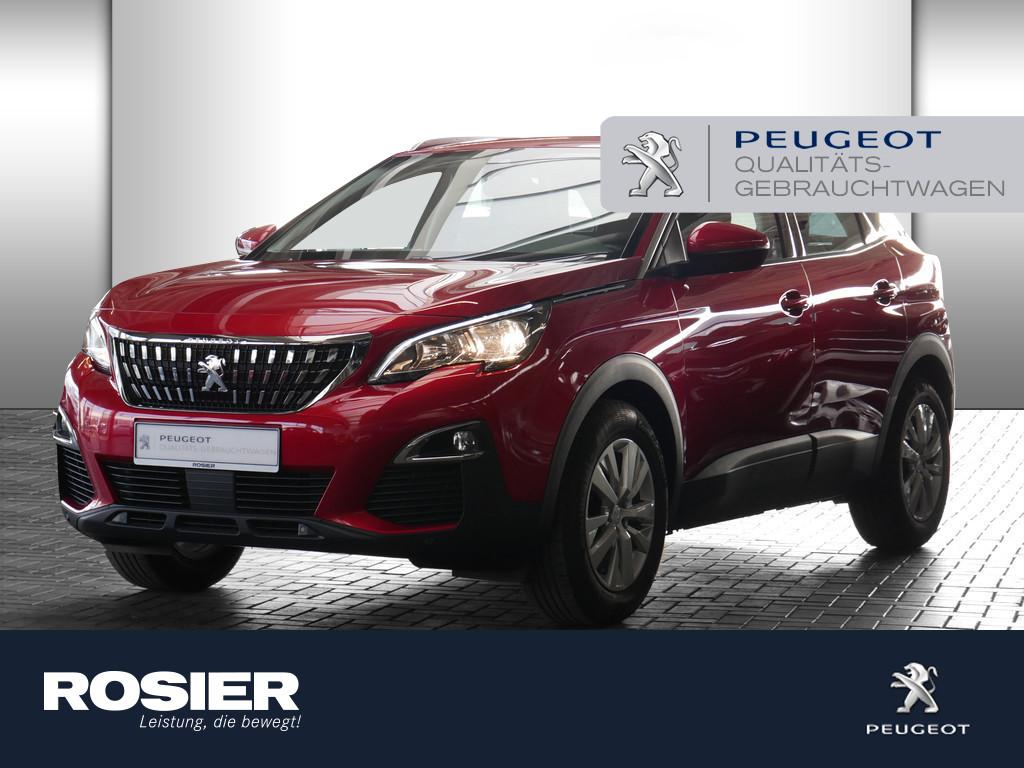 Peugeot 3008 Active 1.2 PureTech 130, Jahr 2017, Benzin