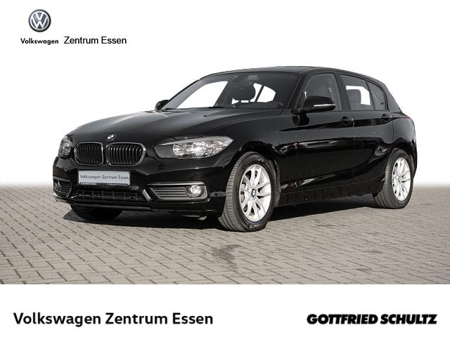 BMW 116 i Advantage Navi Bluetooth PDC SHZ, Jahr 2016, Benzin