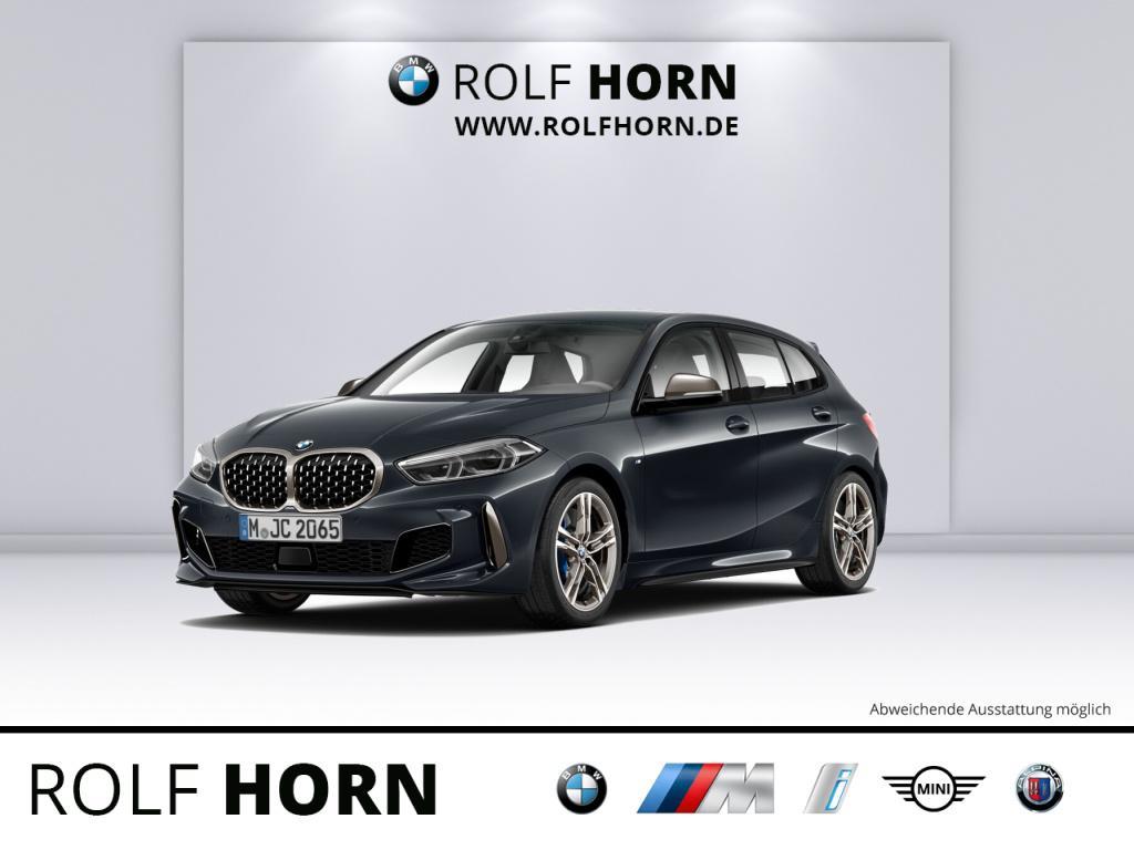 BMW M135i xDr. Aut. Live Cockpit Plus PDC SHZ LED, Jahr 2019, Benzin
