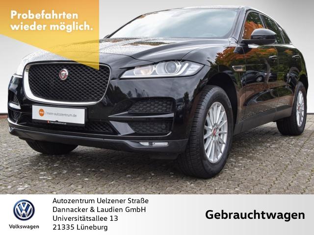 Jaguar F-PACE Pure 25t AWD Alu LEDScheinw. Navi PDC LED, Jahr 2017, Benzin