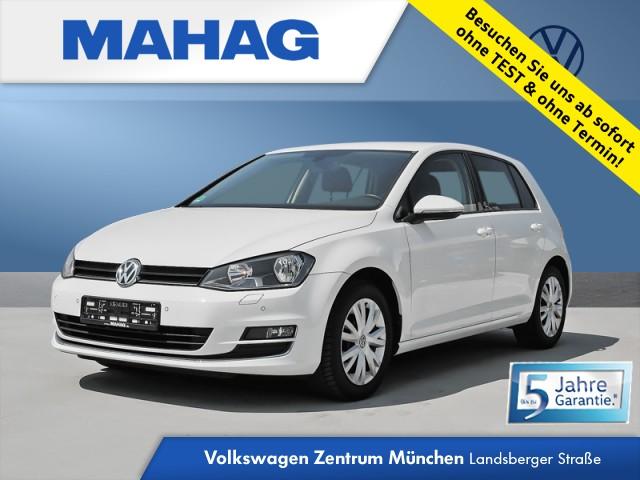 """Volkswagen Golf VII 1.6 TDI """"ALLSTAR"""" Standheizung Tempomat PDC Allstar, Jahr 2016, diesel"""