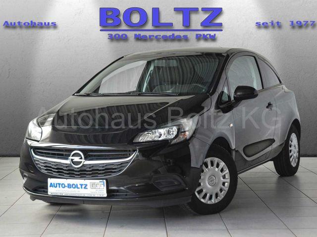Opel Corsa E Selektion Klima Met, Jahr 2017, Benzin