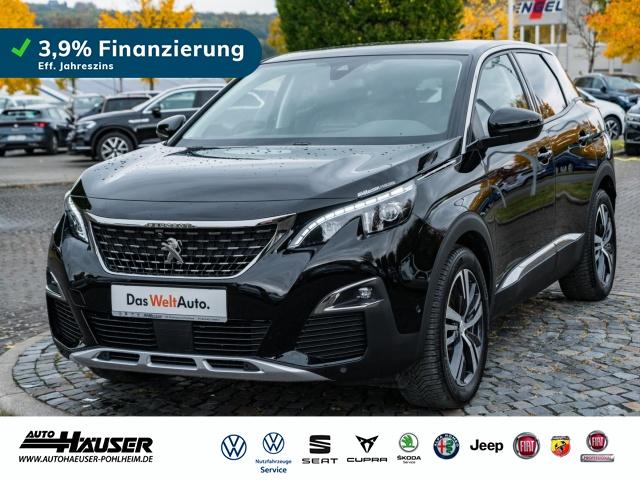 Peugeot 3008 finanzieren
