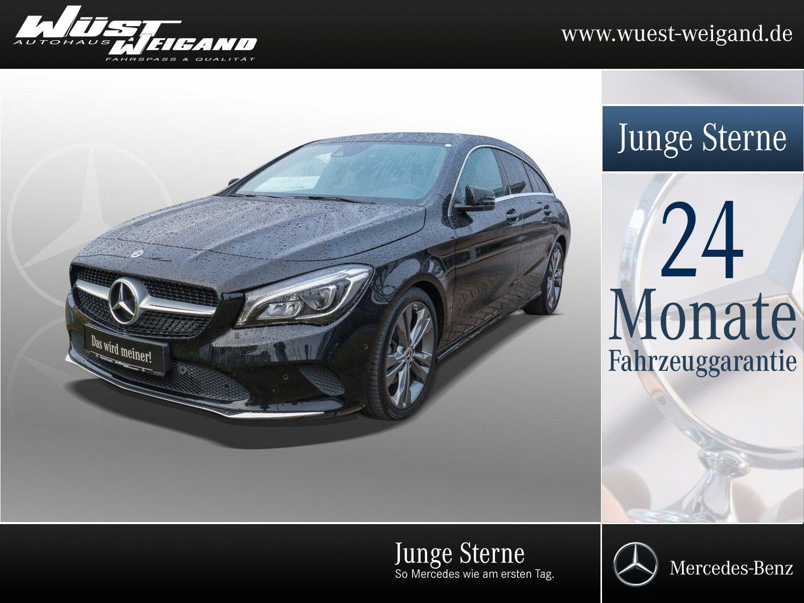 Mercedes-Benz CLA 180 SB Urban+Navi+LED+18Zoll+Navi+SHZ+PTS, Jahr 2017, Benzin