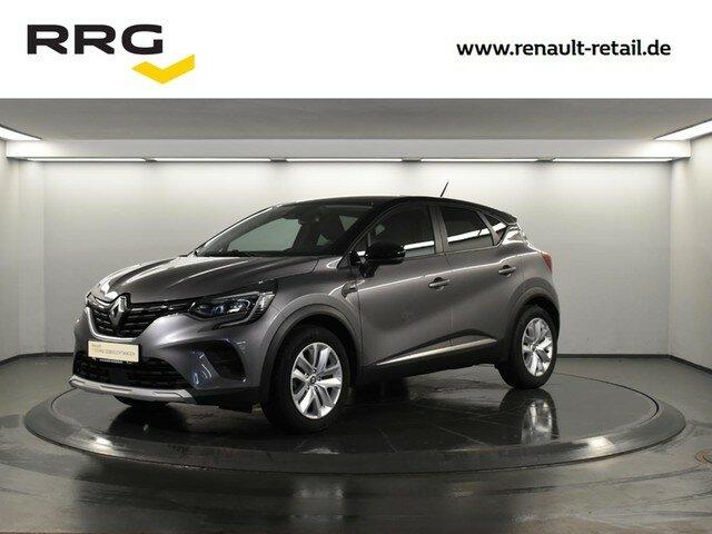 Renault CAPTUR II EXPERIENCE TCe 130 NAVIGATION, Jahr 2020, Benzin