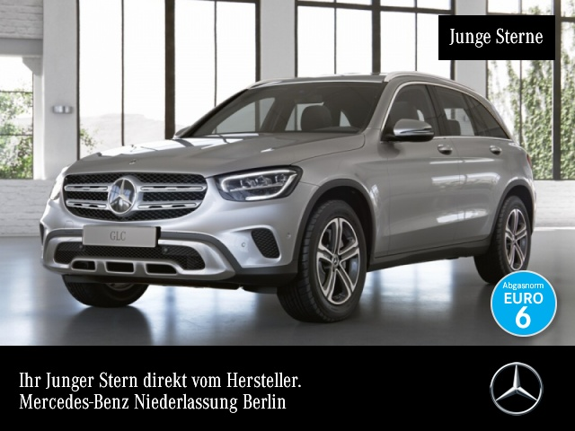 Mercedes-Benz GLC 200 d 4M LED Spurhalt-Ass Totwinkel Easy-Pack, Jahr 2019, Diesel
