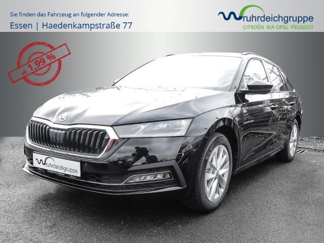 Skoda Octavia Kombi Style 1.5 TSI+Virtual Cockpit+Navi+LED+Klimatronik, Jahr 2021, Benzin