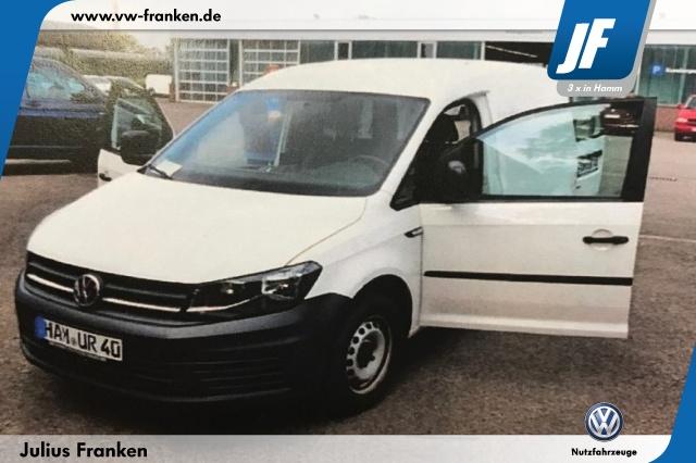 Volkswagen Caddy 2.0 TDI Kasten Radio Bluetooth, Jahr 2016, Diesel