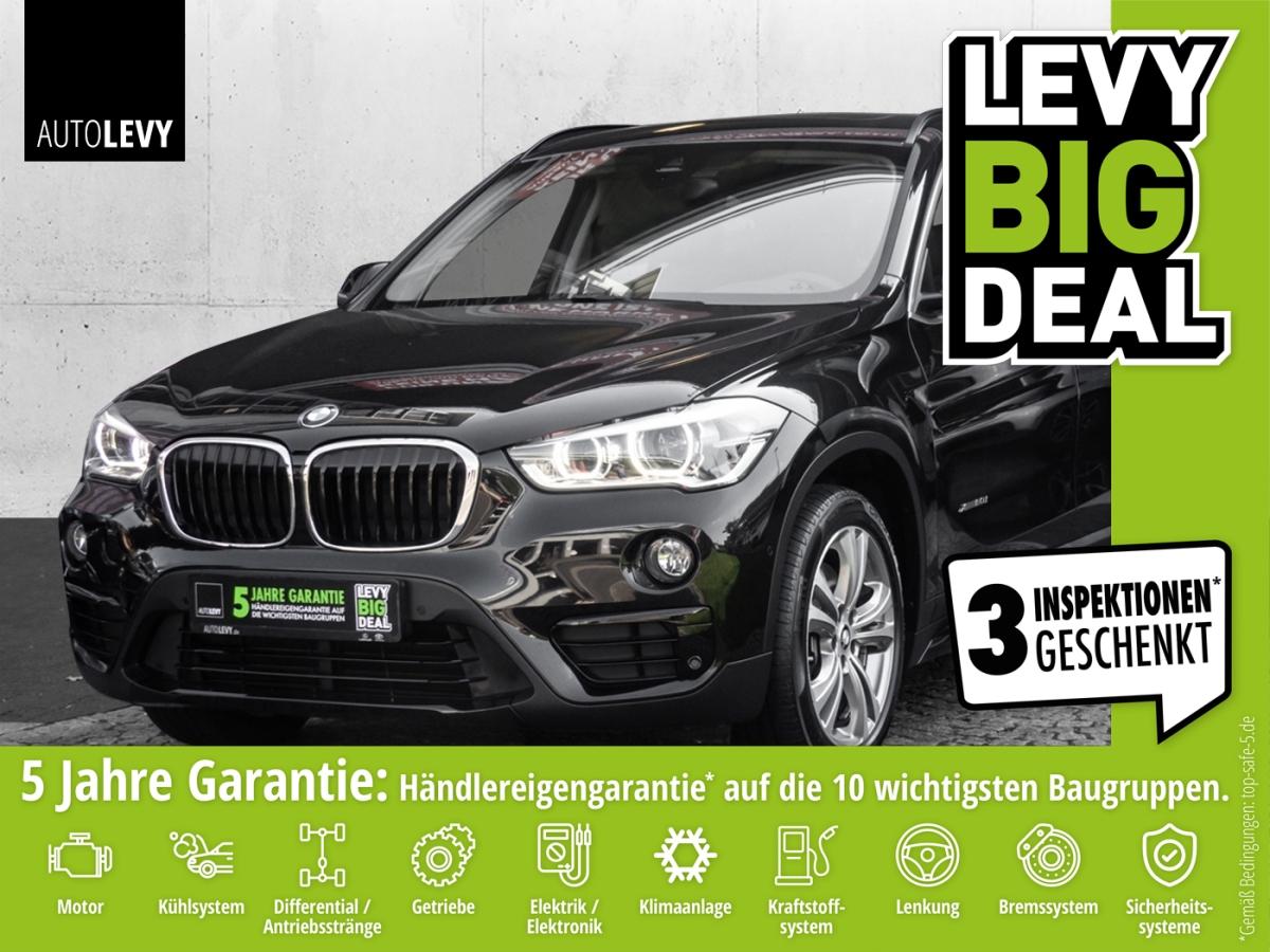 BMW X1 xDrive 20i Aut. Sport Line *Navi*LED*Panorama, Jahr 2016, Benzin