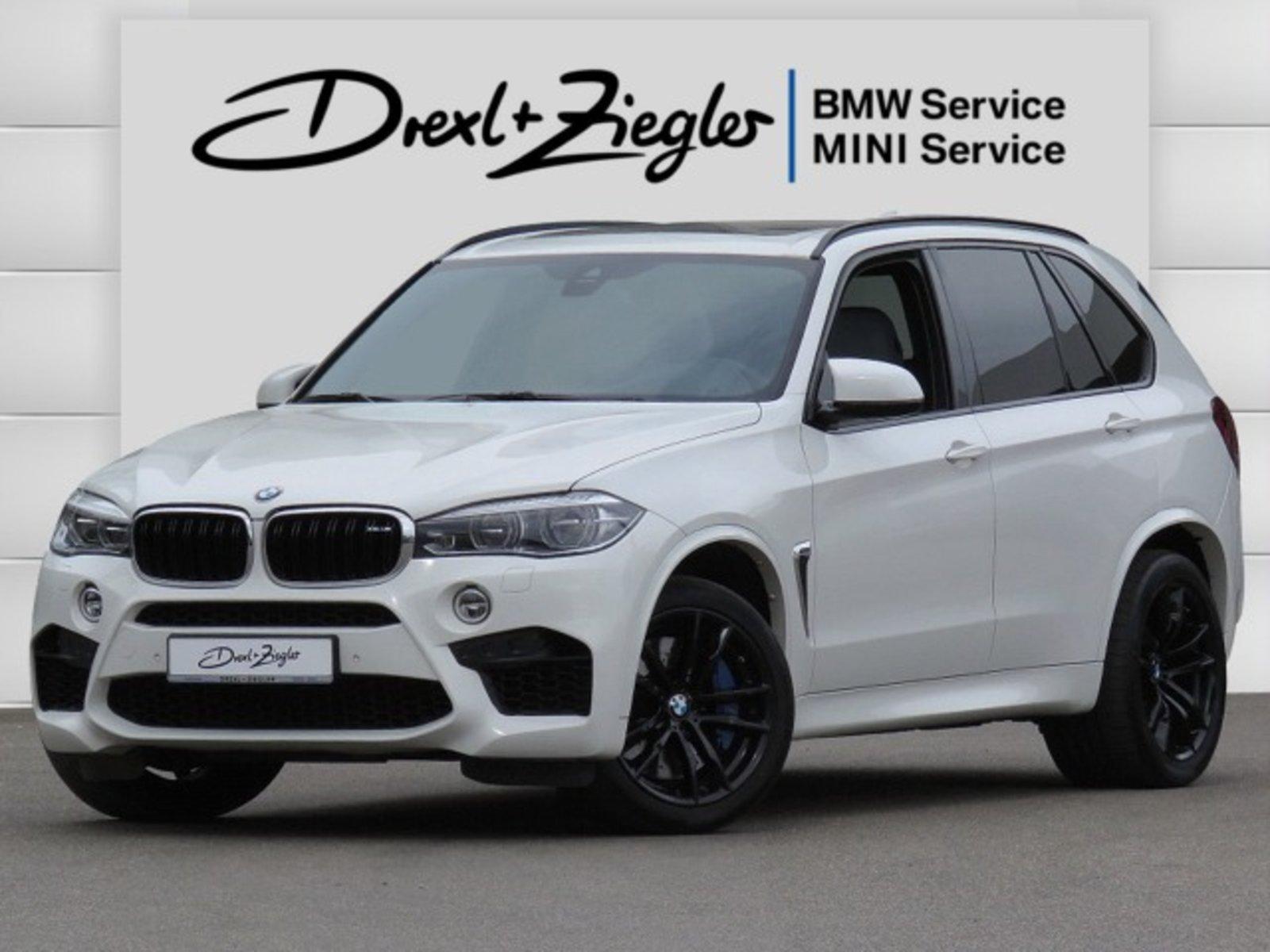 BMW X5 M HUD DAB H&K HUD GSD Kamera Alu20 DriveAsst, Jahr 2017, Benzin