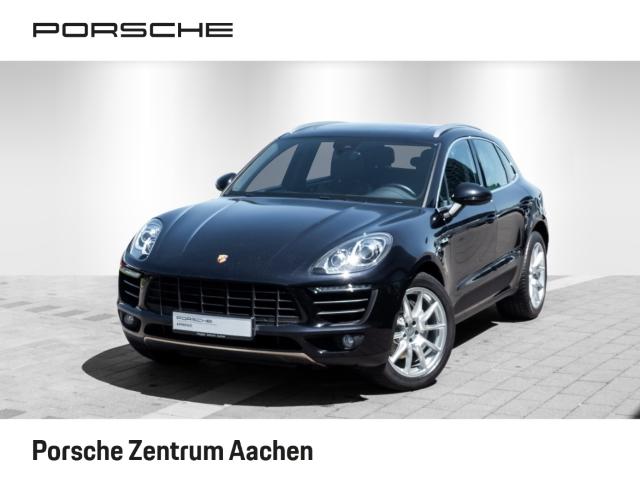 Porsche Macan S Diesel, 20'',Panorama,Luftfederung,Tempolimitanzeige, Jahr 2014, Diesel