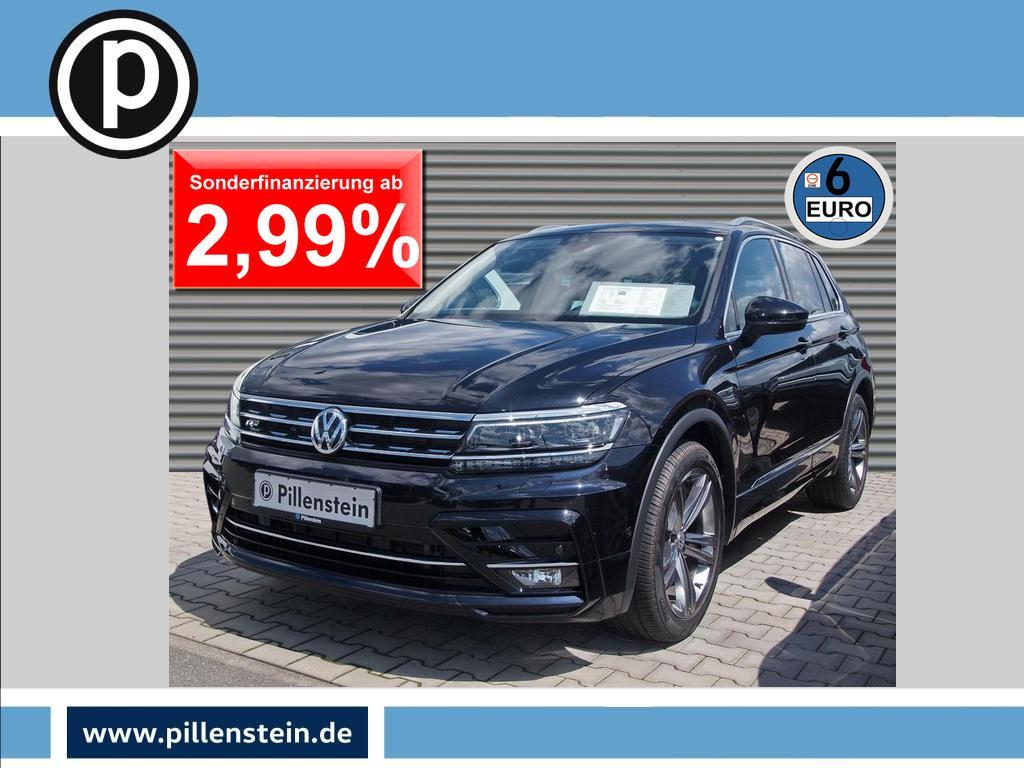 Volkswagen Tiguan 2.0 TDI SOUND R-LINE DSG AHK ACC NAVI 19`, Jahr 2018, Diesel