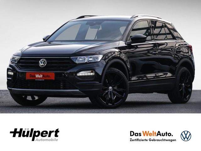 Volkswagen T-Roc 2.0 TDI BLACK STYLE DSG AHK StdHz CAM, Jahr 2020, Diesel