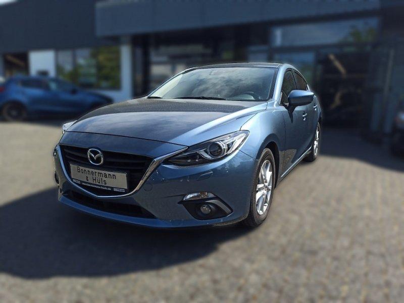 Mazda 3 2.0 G-120 Center-Line *Navi*Xenon*Start/Stopp*, Jahr 2014, Benzin