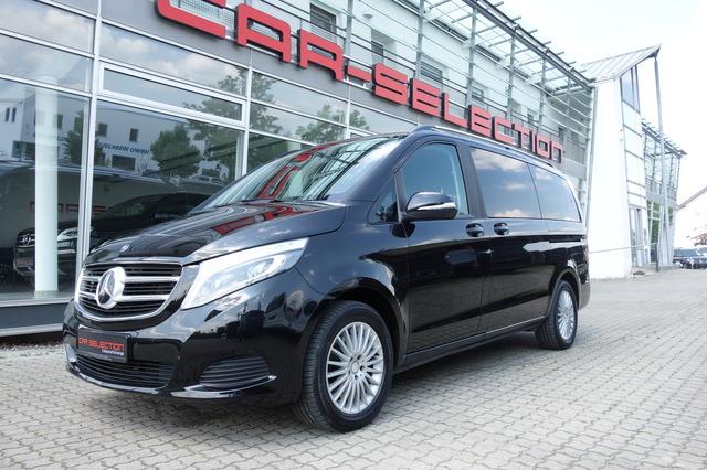Mercedes-Benz V 250 CDI Edition Lang STDHZ/ILS/2sTÜR/ACC/eHECK, Jahr 2015, Diesel