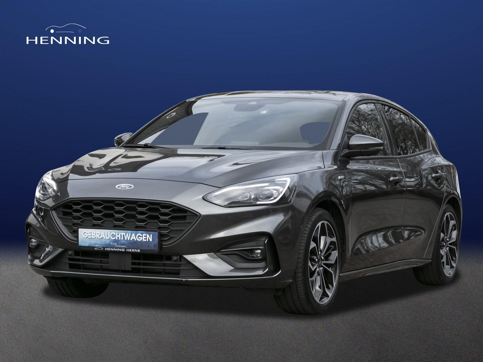 Ford Focus ST-Line 18 Zoll* *LED*Kamera*Navigation*, Jahr 2020, Benzin