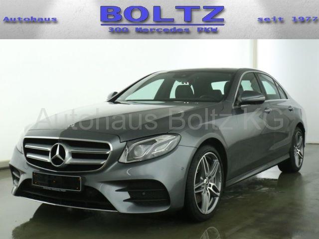 Mercedes-Benz E 450 4M ENp 84000 Pano 2x AMG Com. 360 Kam Navi, Jahr 2019, Benzin