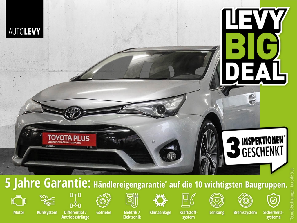 Toyota Avensis Touring Sports 2.0 D-4D Business Edition, Jahr 2015, Diesel