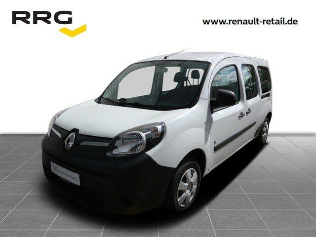 Renault Kangoo Z.E. Maxi 5-Sitzer zzgl. Batteriemiete, Jahr 2017, Benzin