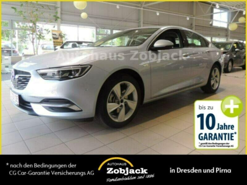 Opel Insignia GS Innovation 2.0 Navi,Leder,LED,AGR, Jahr 2017, Diesel