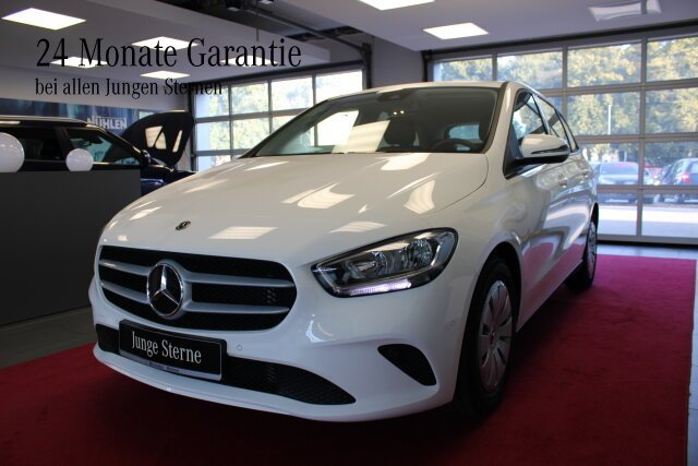 Mercedes-Benz B 180 Park-Assist.+Automatik+Klima+Tempomat BC, Jahr 2019, Benzin