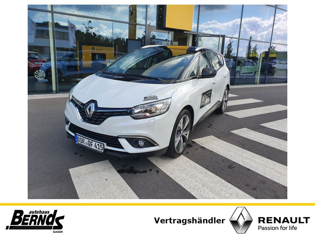 Renault Grand Scenic ENERGY TCe 130 INTENS*Winterräder*NAVI*, Jahr 2018, Benzin