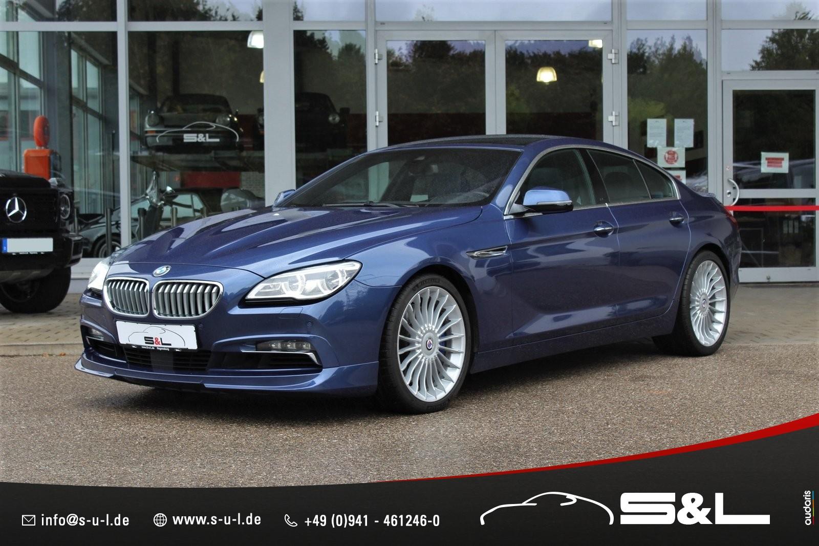 ALPINA B6 Gran Coupe Biturbo /Sitzbelüftung/LED/Pano/TV, Jahr 2016, Benzin