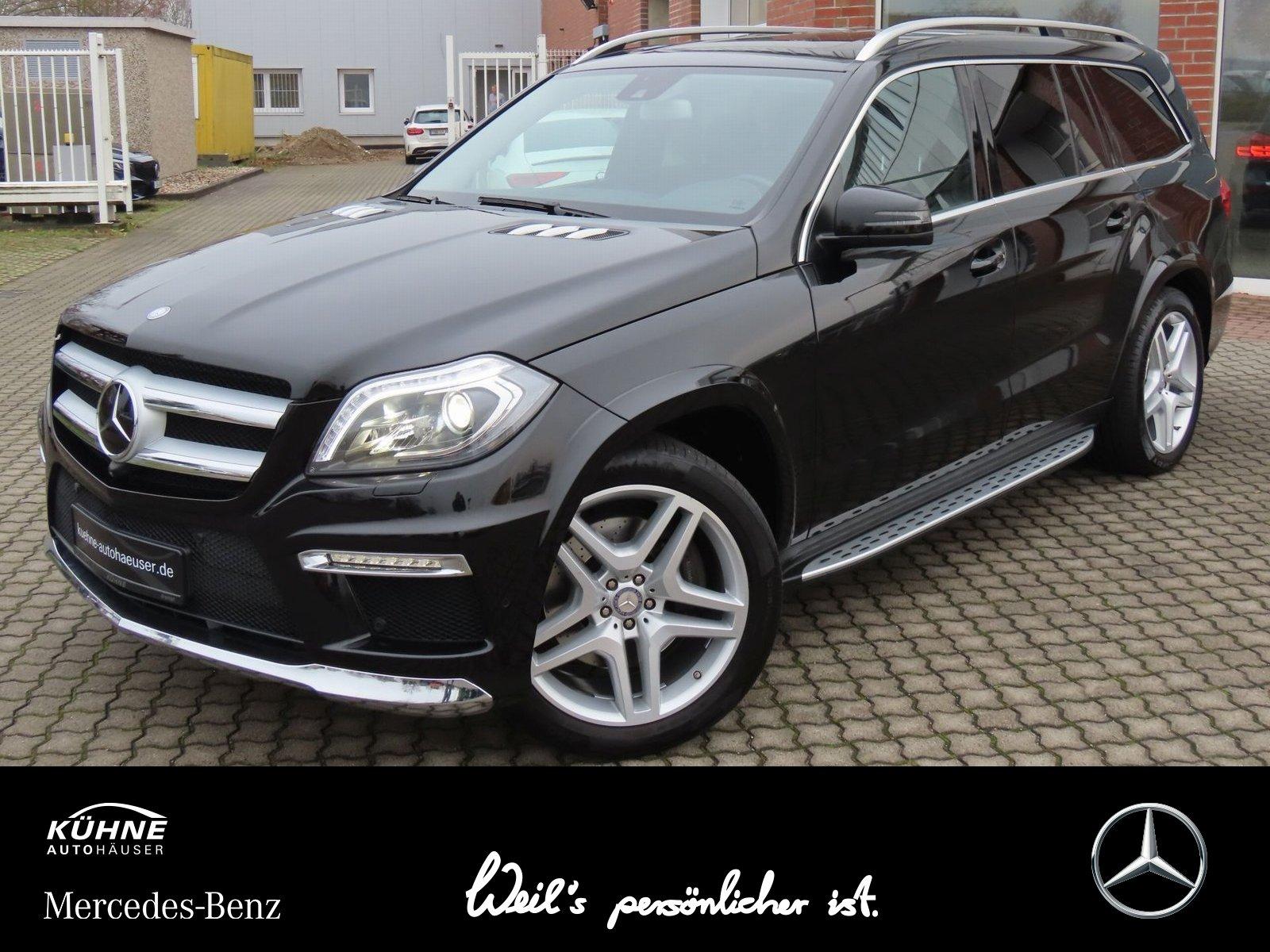 Mercedes-Benz GL 350 BT 4M AMG COMAND STAND ESSD AHK 21Z AIR, Jahr 2014, Diesel