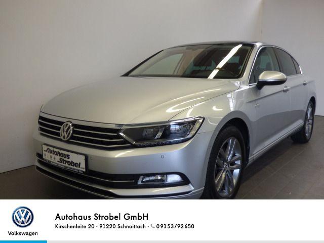 Volkswagen Passat Lim. 1.4 TSI Comfortline AHK Pano. Park-Ass. Navi Tel. Massage, Jahr 2015, Benzin