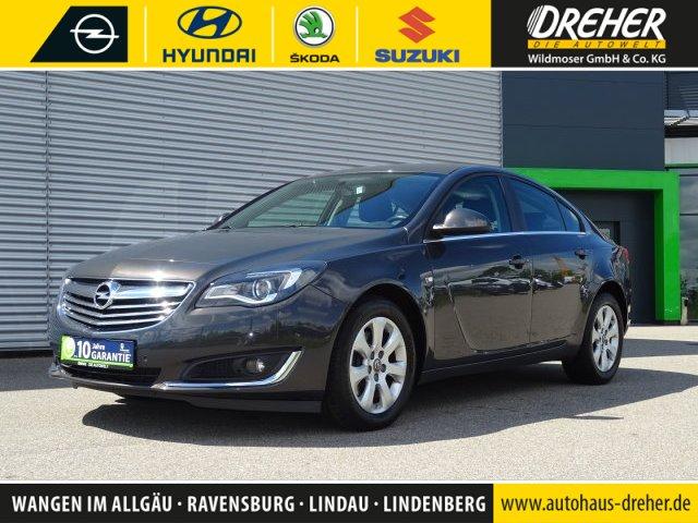 Opel Insignia 1.6 SIDI Turbo Edition Navi/Autom/Klima, Jahr 2013, Benzin