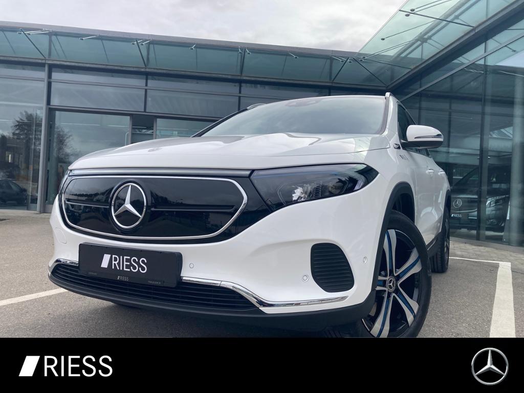Mercedes-Benz EQA 250 LED+KAMERA+KEYLESS+EASYP+TOTW+NAV PREM+, Jahr 2021, Elektro