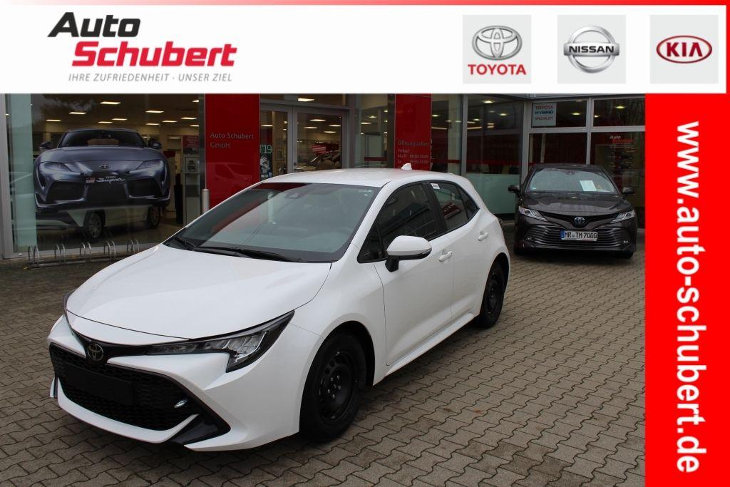 Toyota Corolla 1.2 Turbo+Bluetooth+Klima+Tempomat+6Gang, Jahr 2019, petrol
