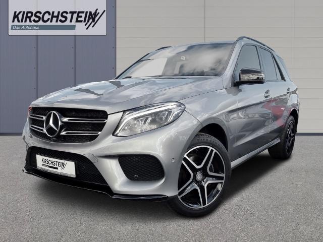 Mercedes-Benz GLE 350 d 4Matic AMG Night AHK Standh. ILS LED Park-Paket, Jahr 2016, Diesel