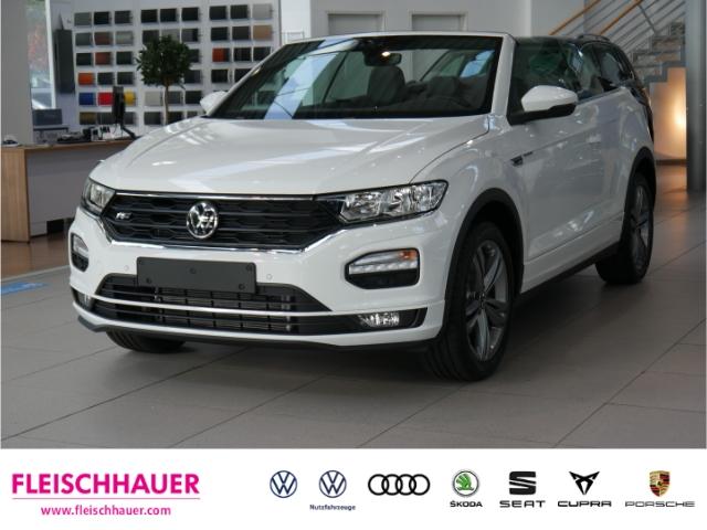 Volkswagen T-Roc Cabriolet R-Line 1.5 TSI EU6d, Jahr 2020, Benzin