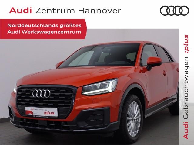 Audi Q2 1.0 TFSI Design virtual AHK LED Navi, Jahr 2018, Benzin