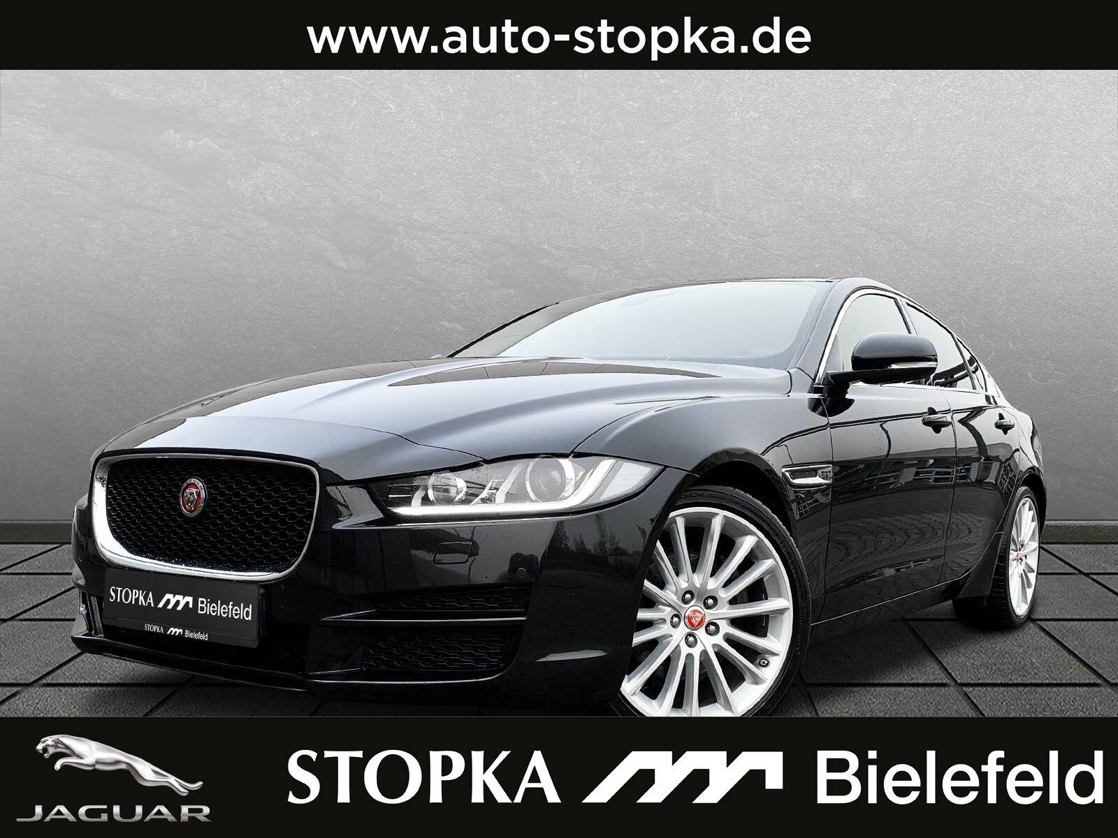 Jaguar XE 20D Prestige *Pano*Meridian*SHZ*DVD*EURO6* BC, Jahr 2016, Diesel