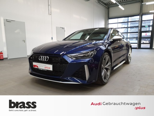 Audi RS 7 Sportback 4.0 TFSI quattro (EURO 6d-TEMP), Jahr 2020, Benzin