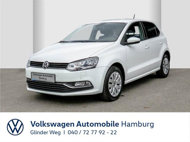 Volkswagen Polo 1.0 Allstar/LED-Scheinwerfer/Einparkhilfe, Jahr 2016, Benzin