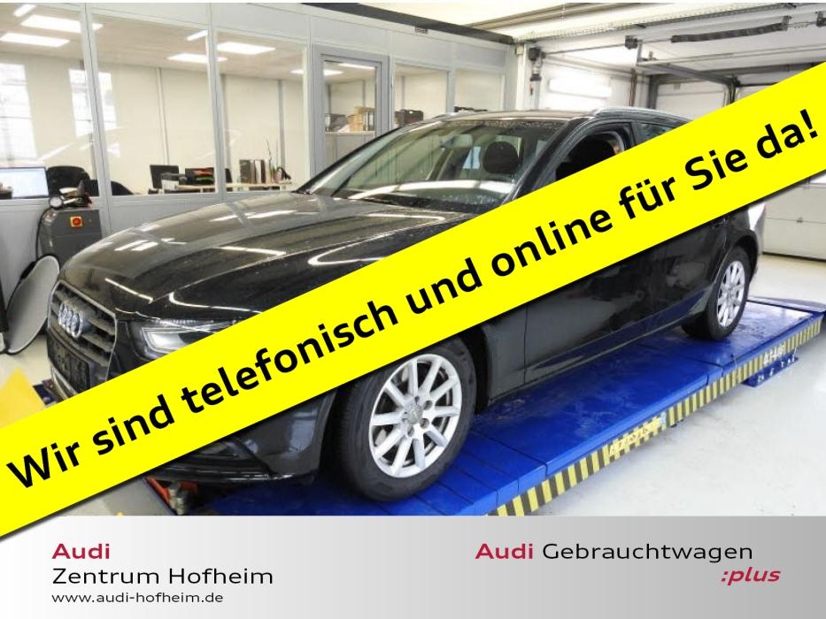 Audi A4 Avant 2.0 TDI 110kW*Xenon+*Navi*SHZ*MFL*Klima, Jahr 2014, Diesel